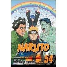 Naruto: Vol. 54