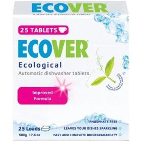Ecover 60330 Auto Dishwashing Tablets