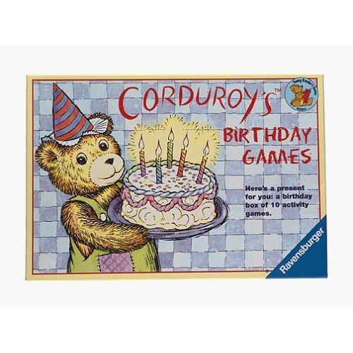 Corduroy s Birthday Games