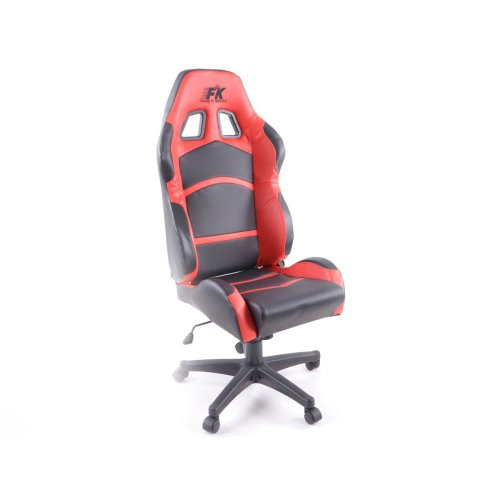 Office Chair Cyberstar black/red