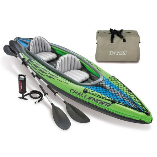 Intex Inflatable Kayak Challenger K2 351x76x38 cm 68306NP