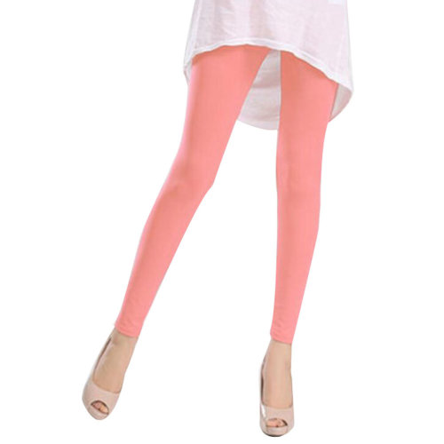 Golf Clothing Pants Sport Leggings Womens Golf Clothes Sportswear, Peach Pink