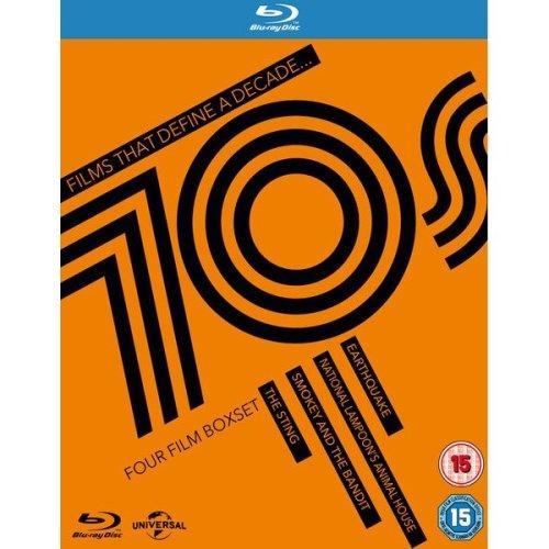 Films That Define a Decade Boxset - 70's