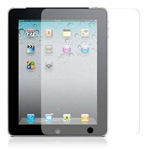 TRIXES Protective Screen Shield - Clear Transparent Anti-Scratch Cover for iPad Mini