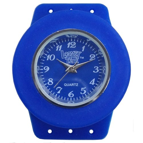 Loomey Time Single Watch (Blueberry Blue)
