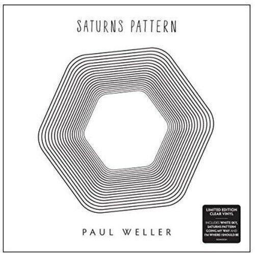 Paul Weller - Saturns Pattern (Limited Edition Coloured Vinyl) [VINYL]