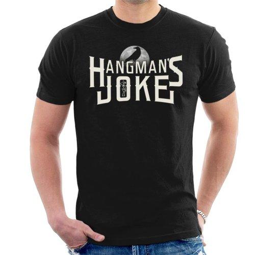 Hangmans Joke The Crow Men's T-Shirt