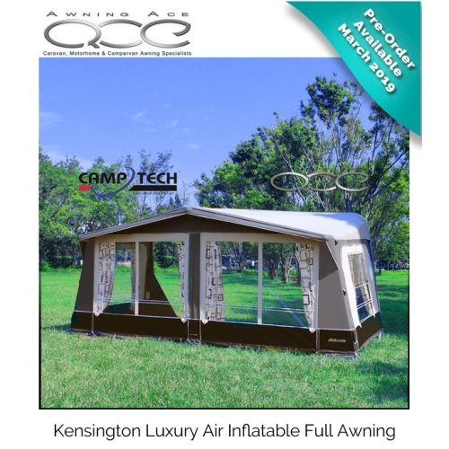 Kensington Traditional Inflatable Full Awning