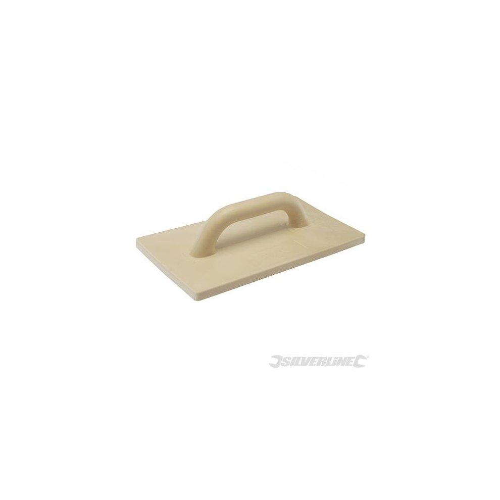 Silverline 282375 Poly Plastering Float 180 x 320 mm