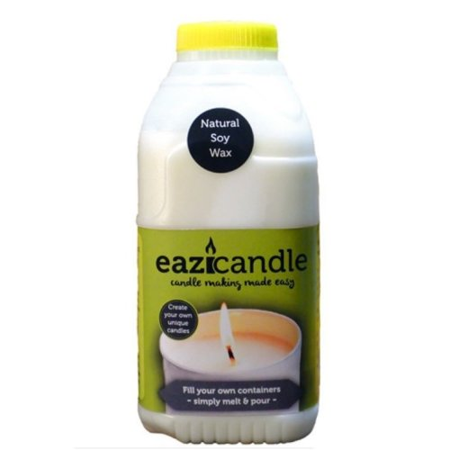 EaziCandle Natural Soy Wax  - Candle Making Made Easy