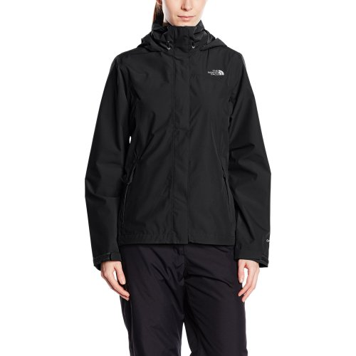cheap for discount a12de 5472a The North Face Damen Regenjacke Sangro, tnf black, L, 0887682283002