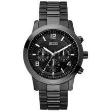 GUESS Bold Contemporary Waterpro Chronograph Mens Watch U15061G1