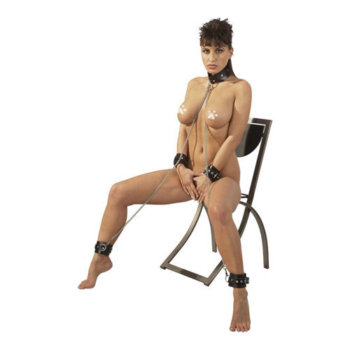 All-Over Restrains  BDSM Hand cuffs - Zado