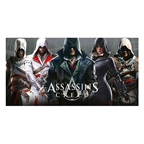 Assassins Creed Towel, Multicolour -