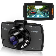 Dash Cam 1080P Full HD with 6 IR LED Night Vision,Dashboard Camera Recorder