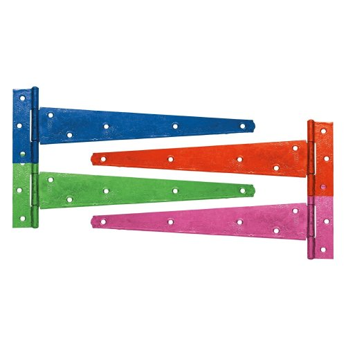 Perry Equestrian No.121 Medium Tee Hinges 450mm/600mm