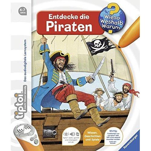 tiptoi Entdecke die Piraten