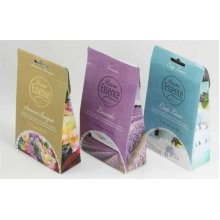 3 Assorted x 3 Pack Scented Hanging Sachets Fragrances Freshener - Multi Single -  scented hanging sachets 3 fragrances freshener multipack single