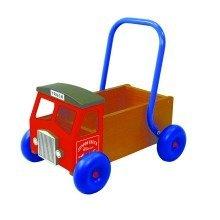 Red Truck Baby Walker