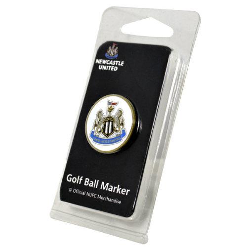 Newcastle United Official Golf - Metallic - Ball Football Marker Club Fc -  ball football marker golf newcastle united club fc
