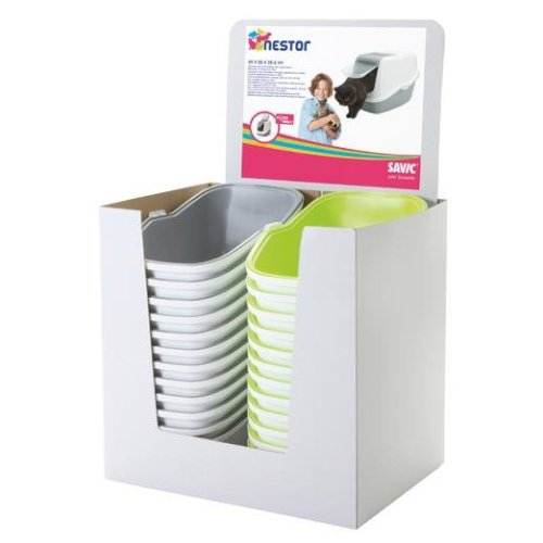 Nestor Cat Toilet Display Unit (Pack of 20)