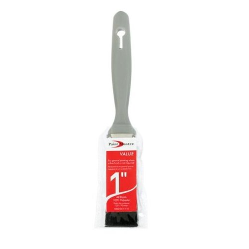 Paintmaster PM50515 1 in. Maintenance Poly Paint Brush -