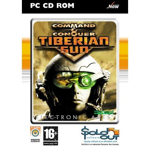 Command & Conquer: Tiberian Sun (PC CD)