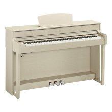 Yamaha Clavinova CLP-635 Digital Piano, White Ash