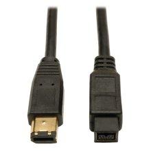 Tripp Lite FireWire 800 IEEE 1394b Hi-speed Cable (9pin/6pin M/M) 3.05 m