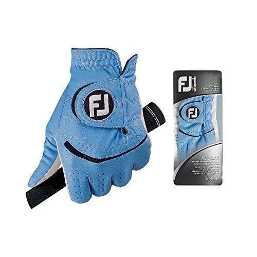 Footjoy FJ Spectrum - Golf Gloves for Left Hand Color: Blue Size: S