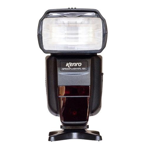 Kenro Standard Speedflash Flash Speedlight Fits Canon & Nikon KFL101