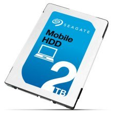 2Tb Seagate Mobile HDD SATA 5400rpm 128Mb 2.5In Hard Drive