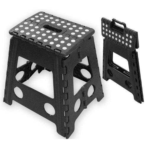 Large 150KG Folding Step Stool Multi Purpose Heavy Duty Home Kitchen Foldable