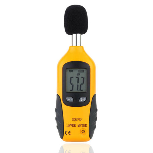 Digital Sound Pressure Level testerMeter 40~130dB Decibel Noise Measurement