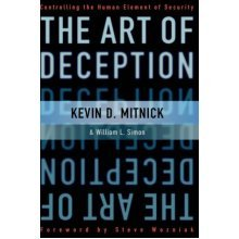 Art of Deception C: Controlling the Human Element of Security