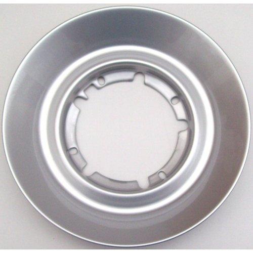 Bentley Alloy Wheel Silver Centre Hub Cap Ring 3W0 601 165 J Q / 3W0 601 161 G N