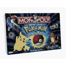 Pokemon Monopoly Collector's Edition