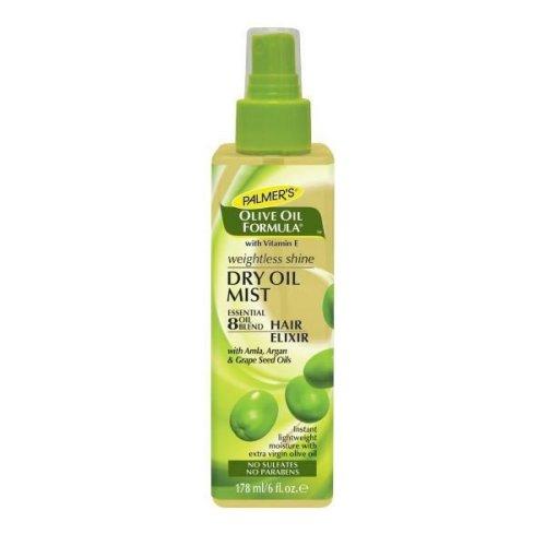 Palmer's Olive Oil Formula Dry Oil Mist 178ml