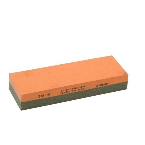 India 61463685560 IB6 Bench Stone 150mm x 50mm x 25mm - Combination