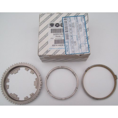 Fiat Linea Genuine New Syncronizer Rings and Sleeves 55238274