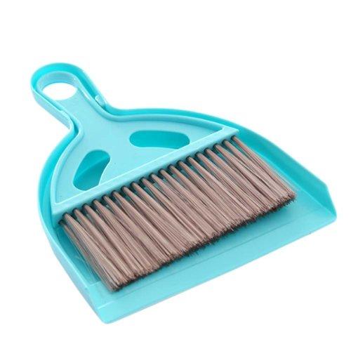 Cute Mini Desktop Sweep Cleaning Brush Small Brooms&Dustpan