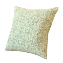 [Dancing Floral] Zippered Decorative Throw Pillow Cushion 45*45CM