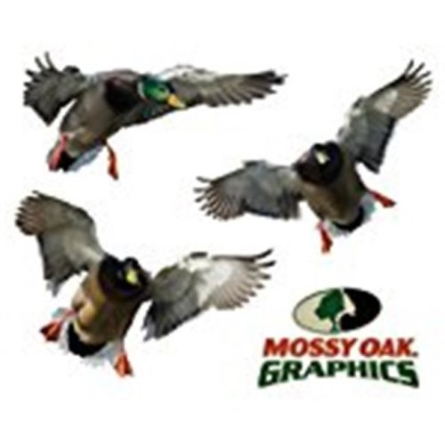 Mossy Oak M1K-13008 Drakes Cut-out Decal