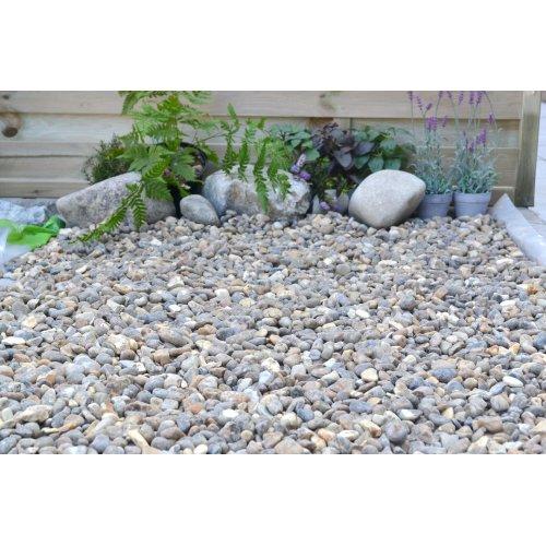 Henham Gravel 20mm Garden and Driveway Decorative Aggregate Bulk Bag