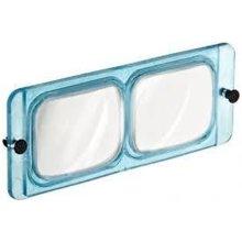 2x Donegan Optivisor Replacement Lens -  lens optivisor donegan optivisior plate no4 replacement