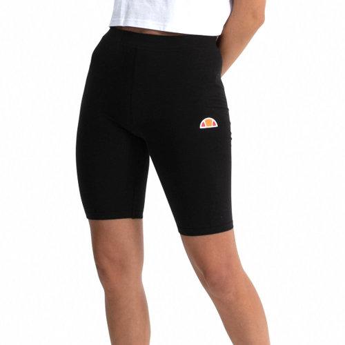 Ellesse Heritage Tour Womens Ladies Fitness Fashion Cycle Short Black