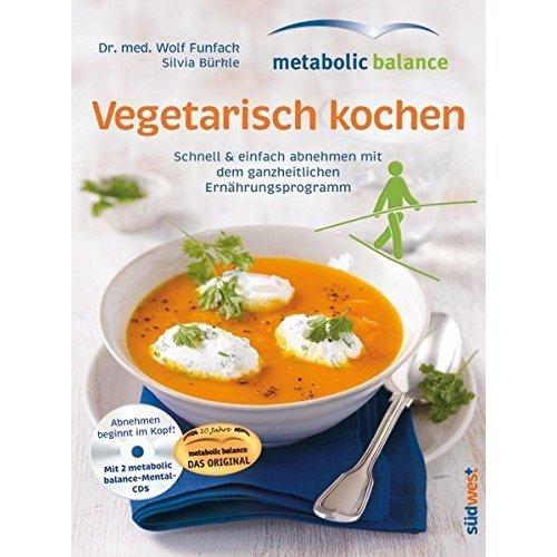 metabolic balance Vegetarisch kochen mit CD