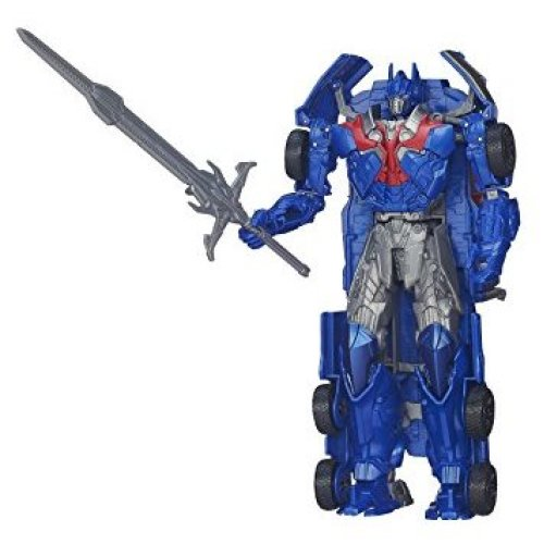 Transformers Flip n Change Optimus Prime Action Figure New Sealed