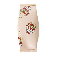 Creative Simple Pen Bag Cute Stationery Bag, Popcorn