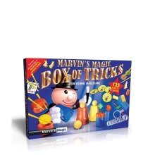 Marvin's Magic Box Of 125 Tricks